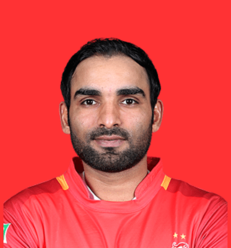 Asif Ali Pakistani Cricketer