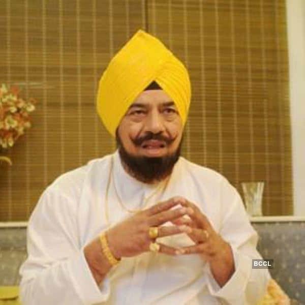 B.N. Sharma Indian Actor