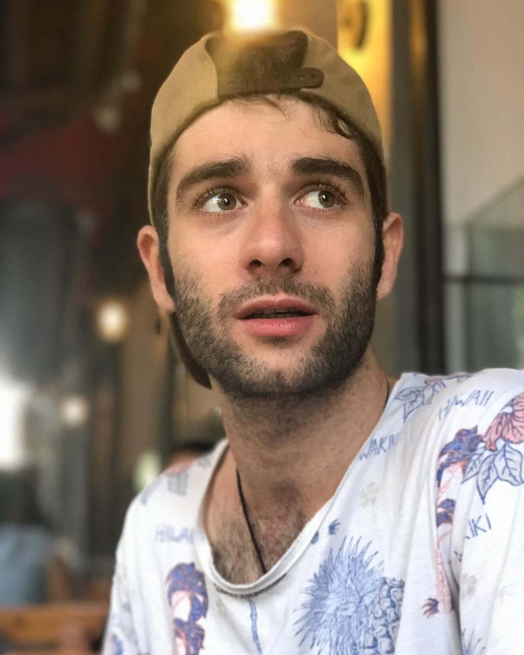 Cankat Aydos Turkish Actor