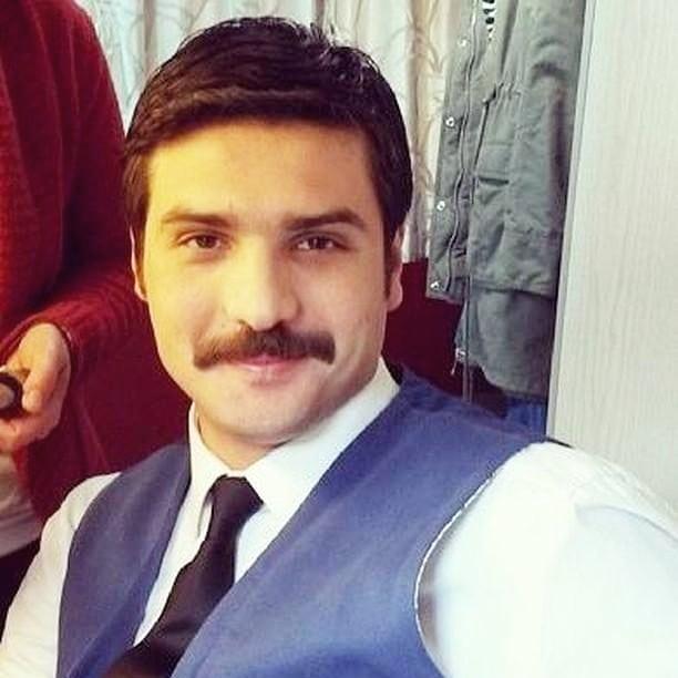 Cemal Toktaş Turkish Actor