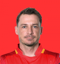 Dale Steyn International Cricketer