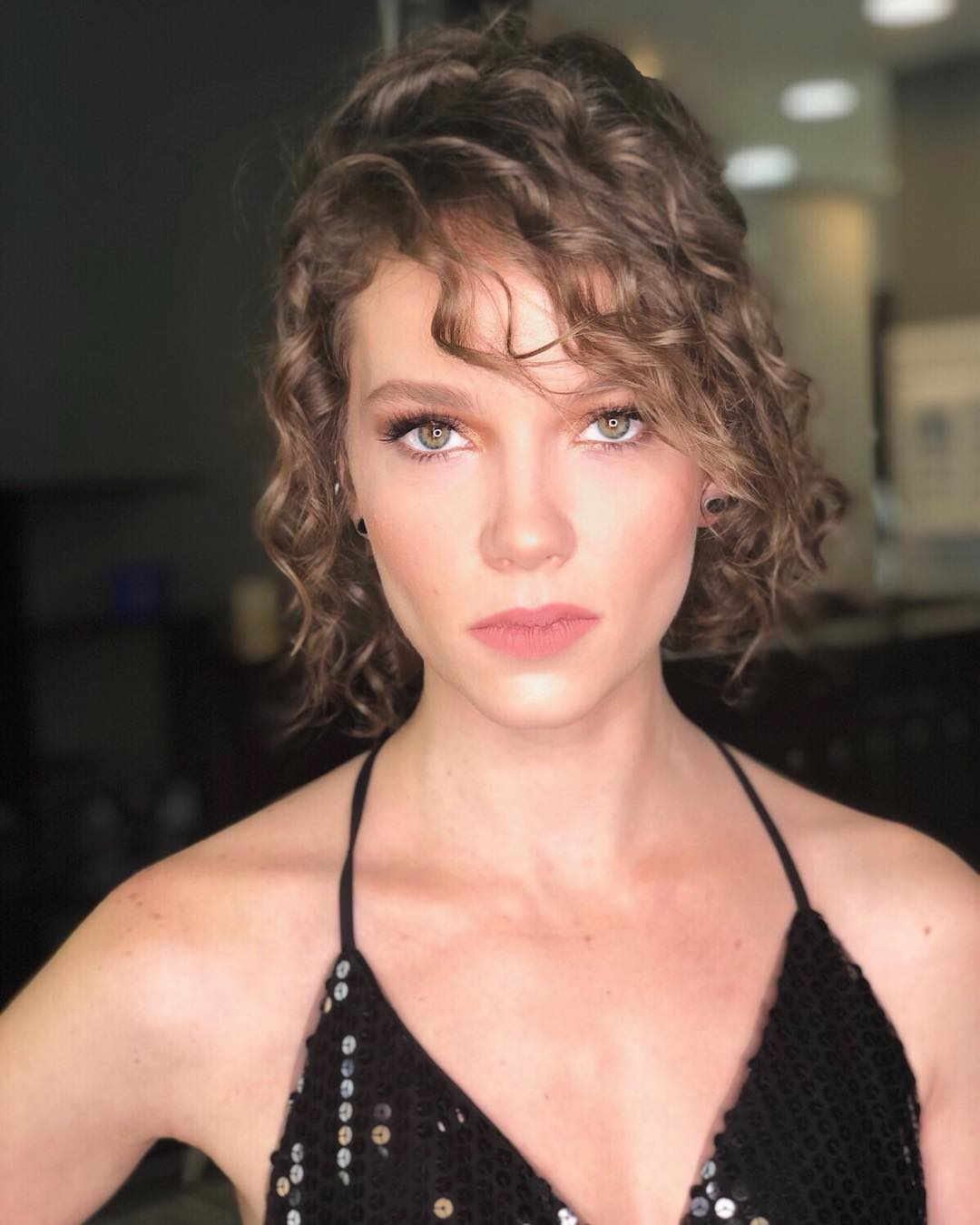 Ece Çeşmioğlu Turkish Actress