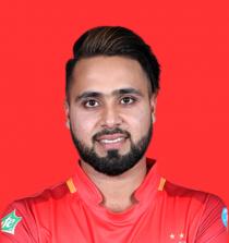 Faheem Ashraf Cricketer