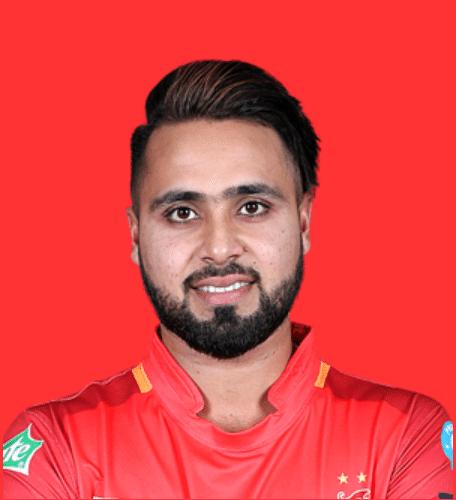 Faheem Ashraf Pakistani Cricketer