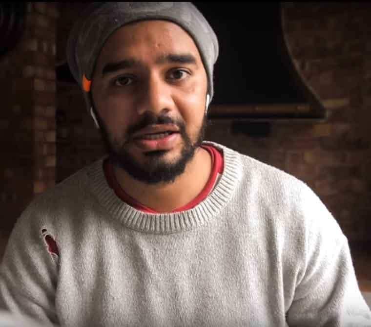 Irfan Junejo Pakistani YouTuber