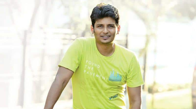 Jiiva Indian Actor