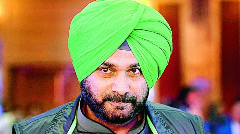 Navjot Singh Sidhu Indian Politician, Cricketer