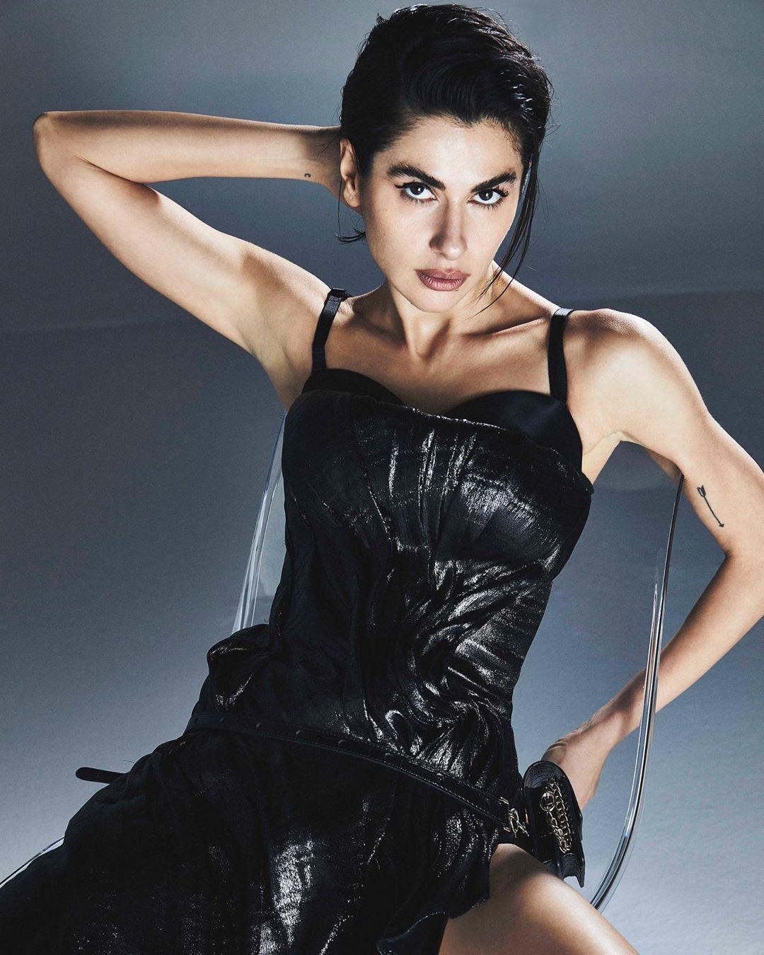 Nesrin Cavadzade Turkish Actress