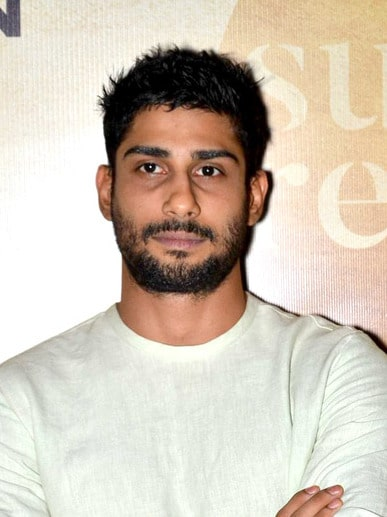 Prateik Babbar Indian Actor