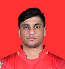 Rizwan Hussain Cricketer