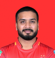 Rumman Raees Cricketer