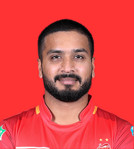 Rumman Raees Pakistani Cricketer