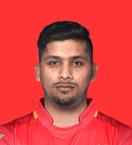 Saif Badar Pakistani Cricketer