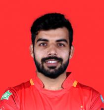 Shadab Khan Cricketer