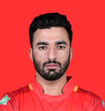 Zafar Gohar Cricketer