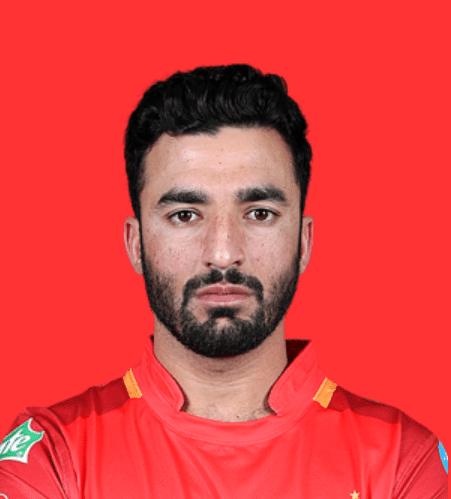 Zafar Gohar Pakistani Cricketer