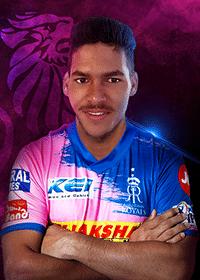 Akash Singh Indian Cricketer