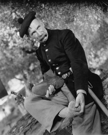 Andy Clyde American Actor