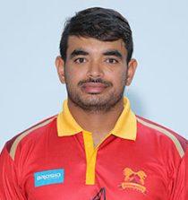 Aniruddha Joshi Cricketer