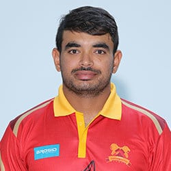 Aniruddha Joshi Indian Cricketer