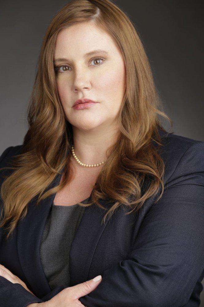 April Szykeruk American Actress