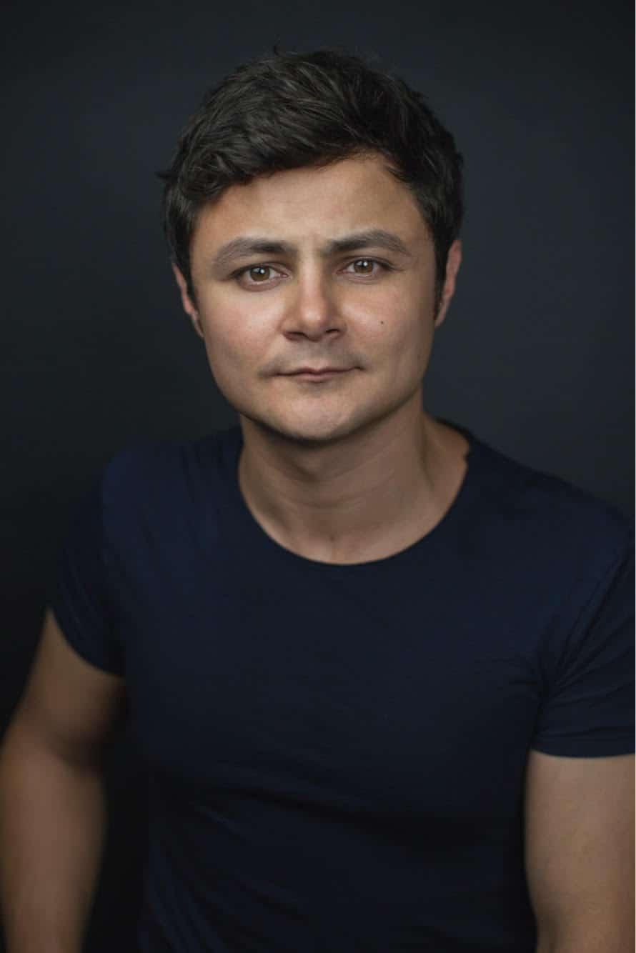 Arturo Castro Guatemalan Actor