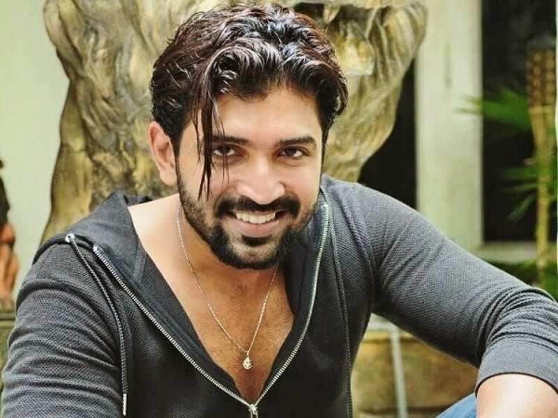 Arun Vijay Indian Actor