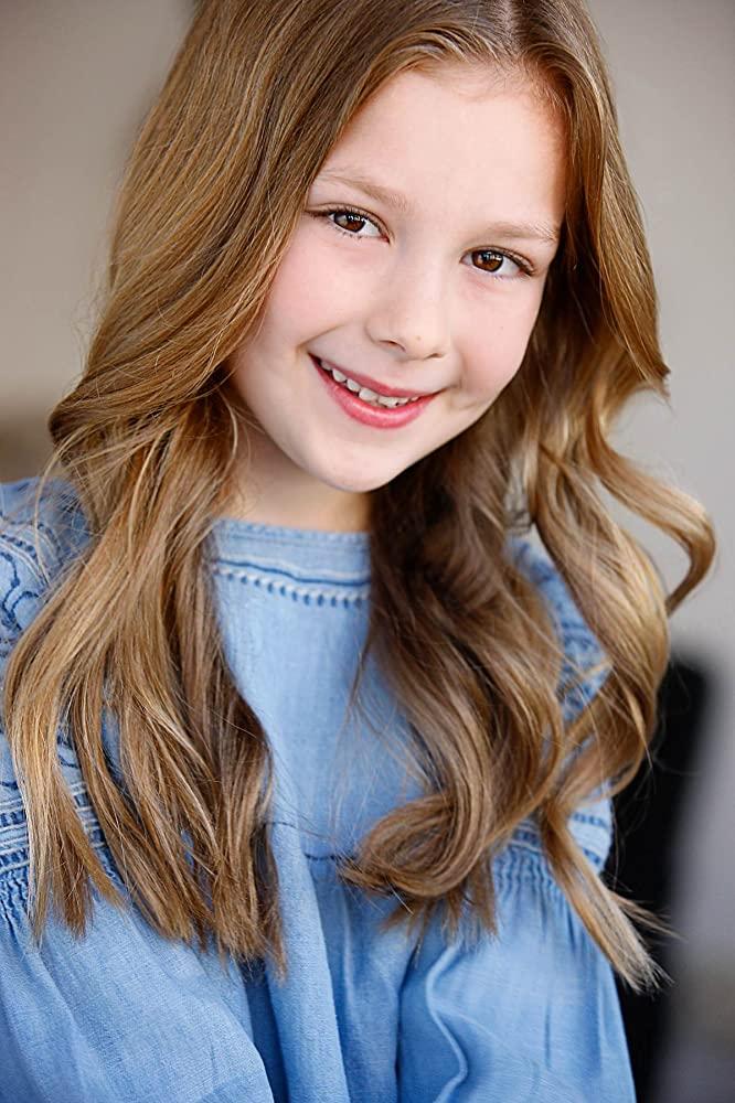 Aurora Richards British Actress