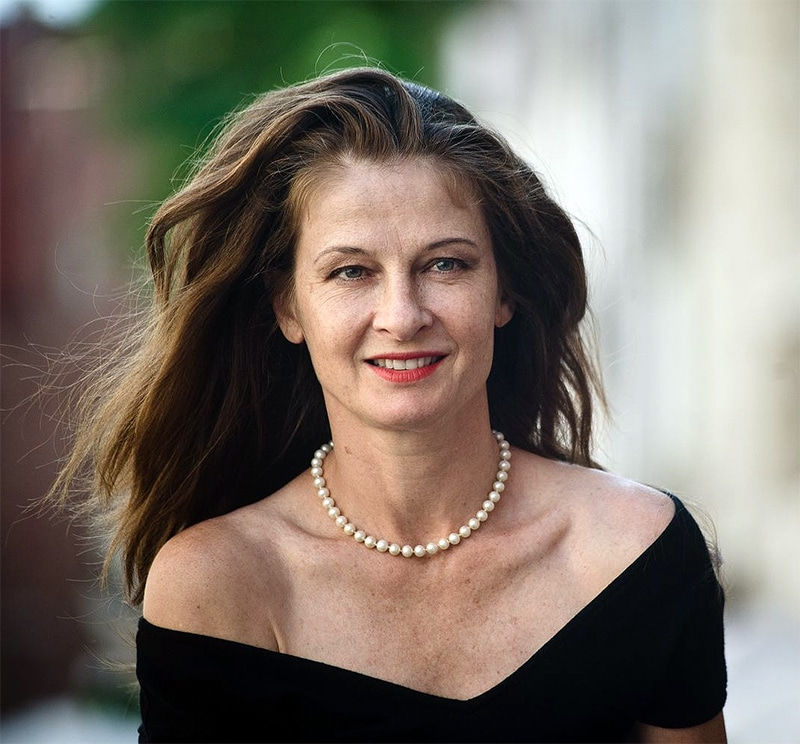 Beata Pozniak Polish Actress