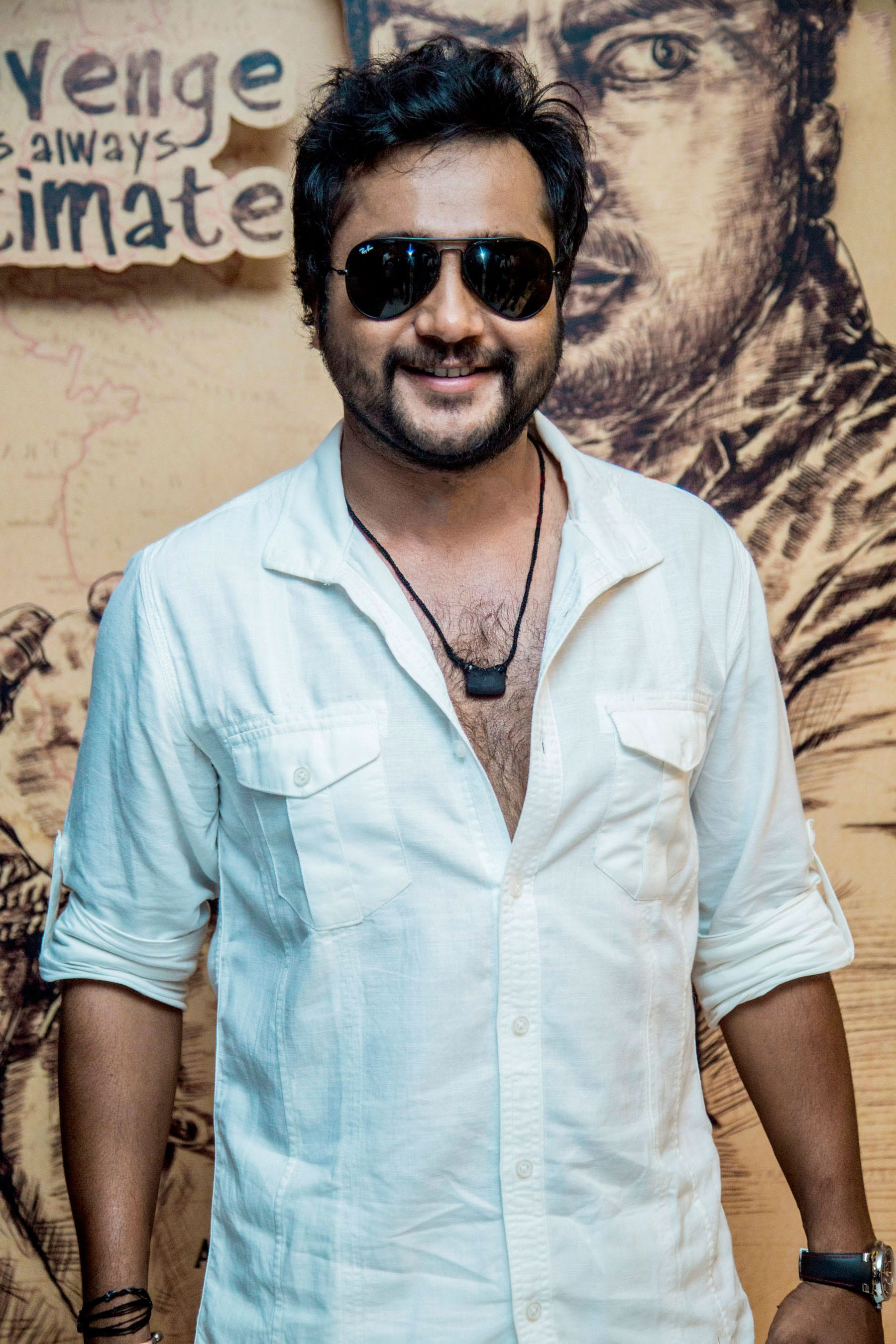 Bobby Simha Indian Actor