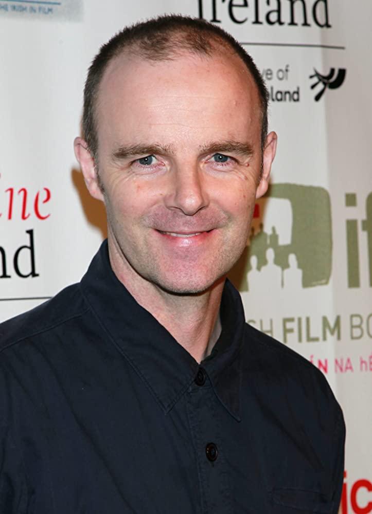 Brían F. O'Byrne Irish Actor
