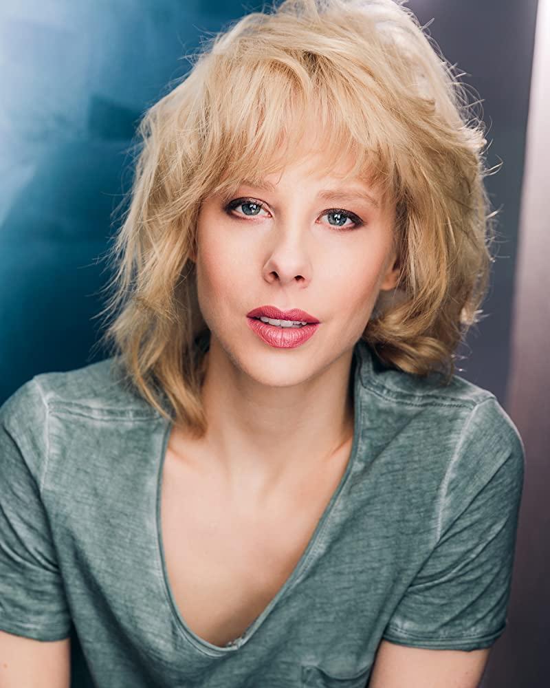 Christina Toth Canadian Actress