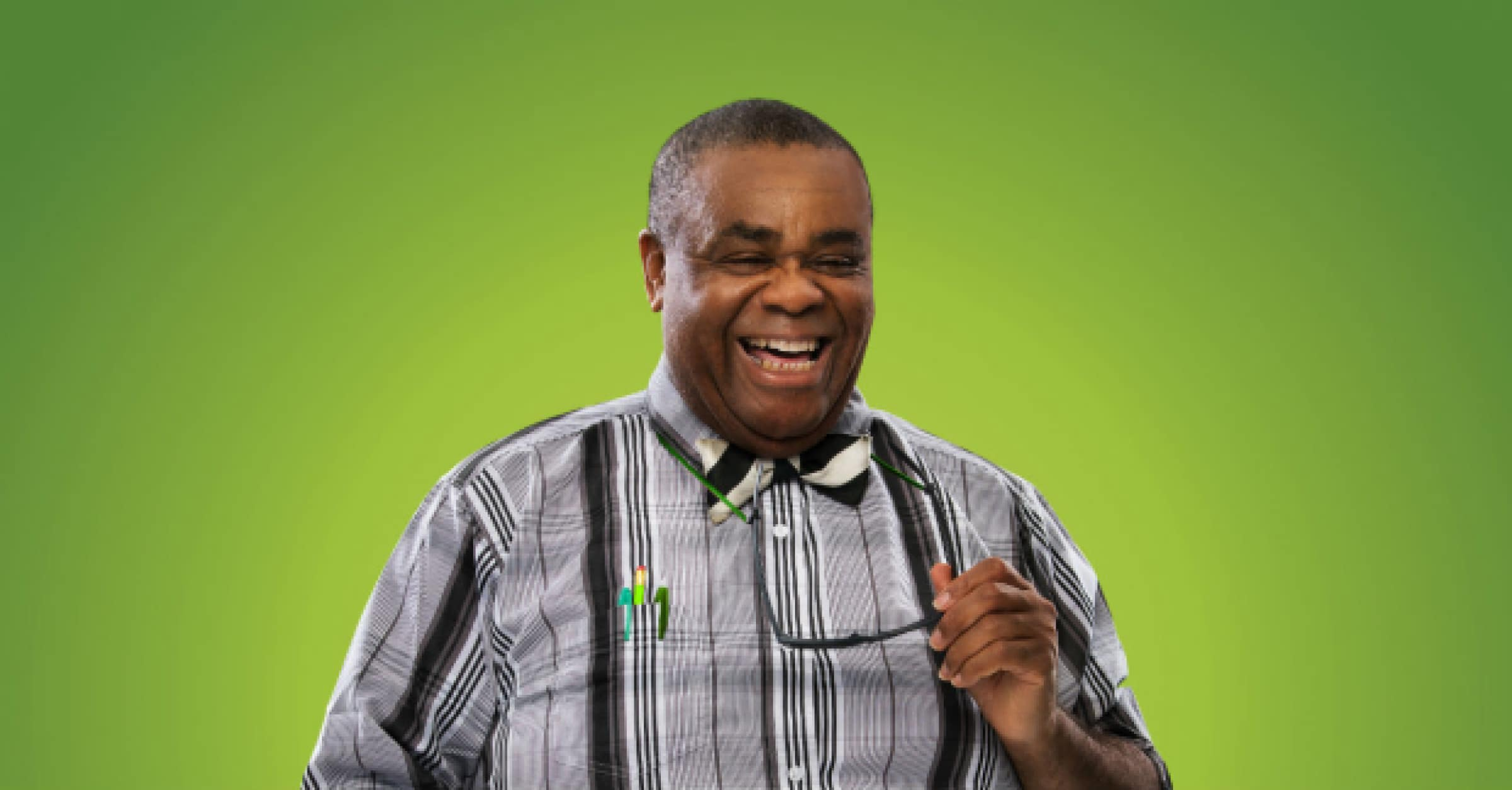 Clive Rowe British Actor