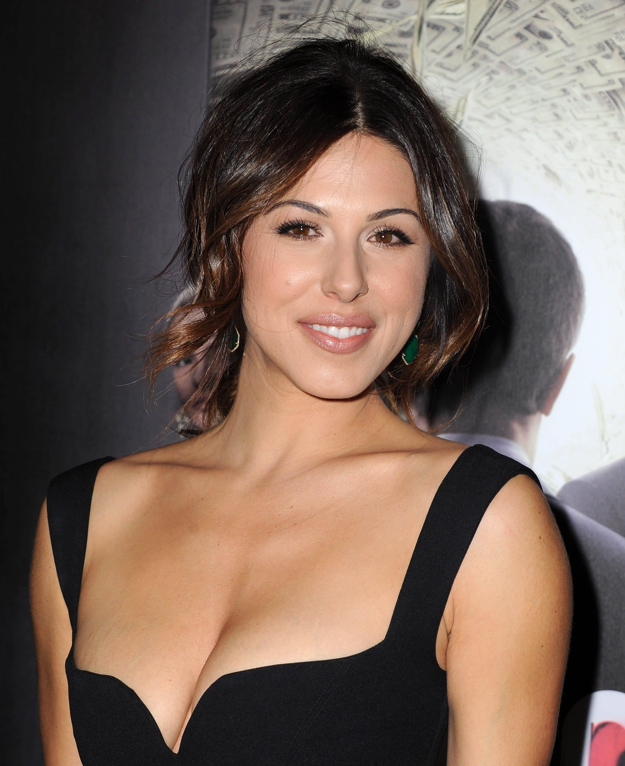 Cristina Rosato Canadian Actress