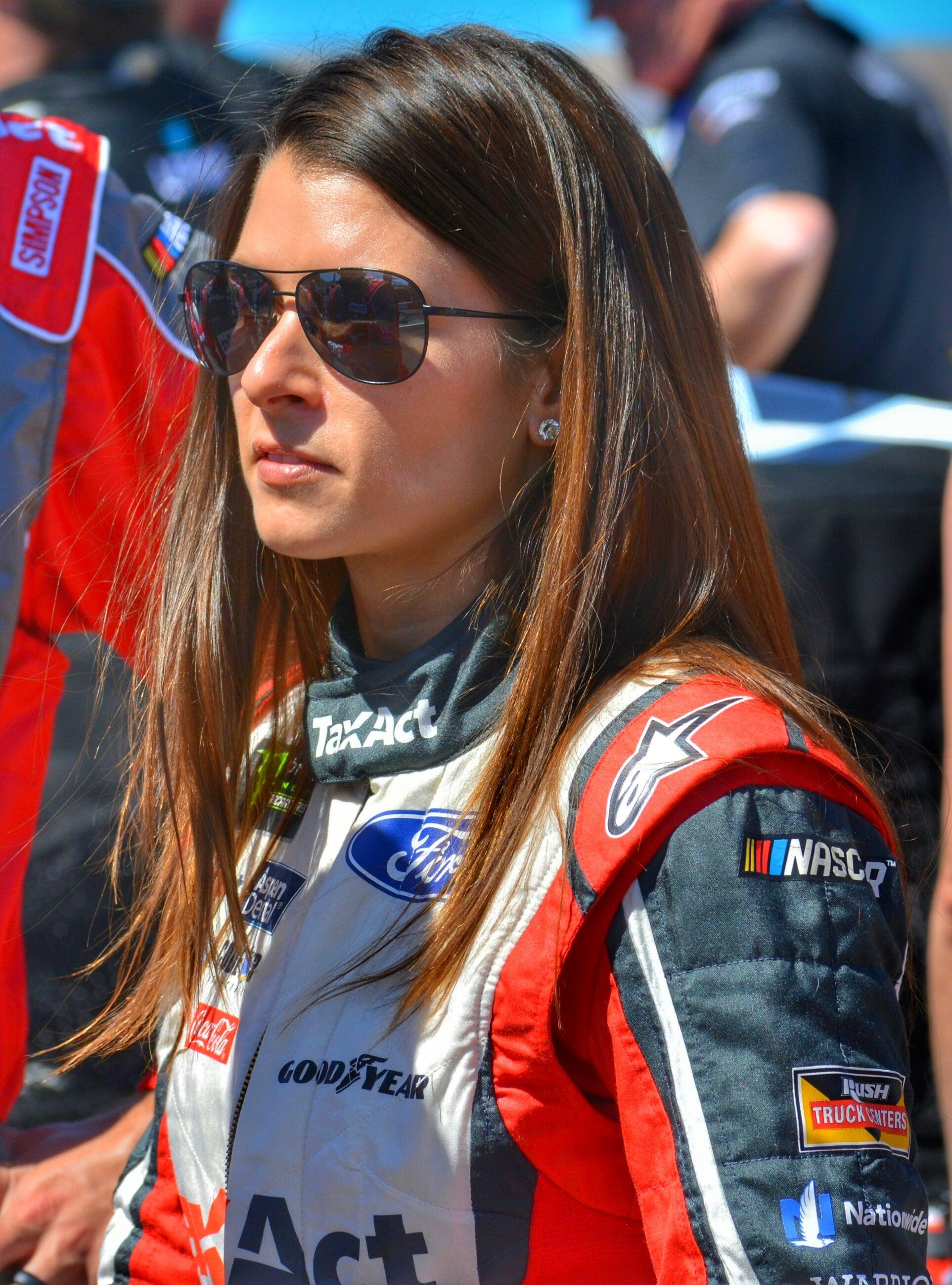 Danica Patrick American Professional Racing Driver