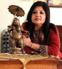 Deepti Menon Author