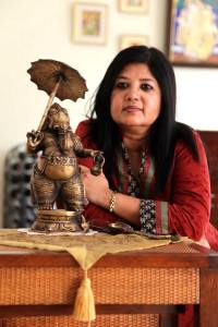 Deepti Menon Indian Author