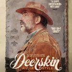 Deerskin poster 150x150