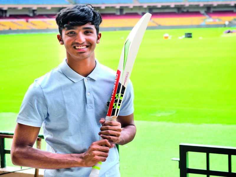 Devdutt Padikkal Indian Cricketer
