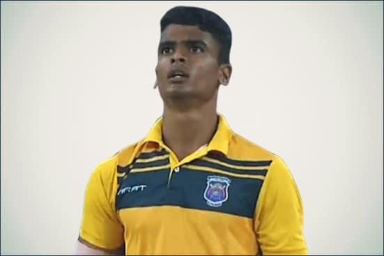 Digvijay Deshmukh Indian Cricketer