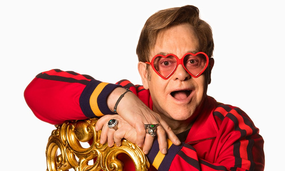 Elton John, Elton Hercules John British Singer, Song Writer, Pianist, Composer