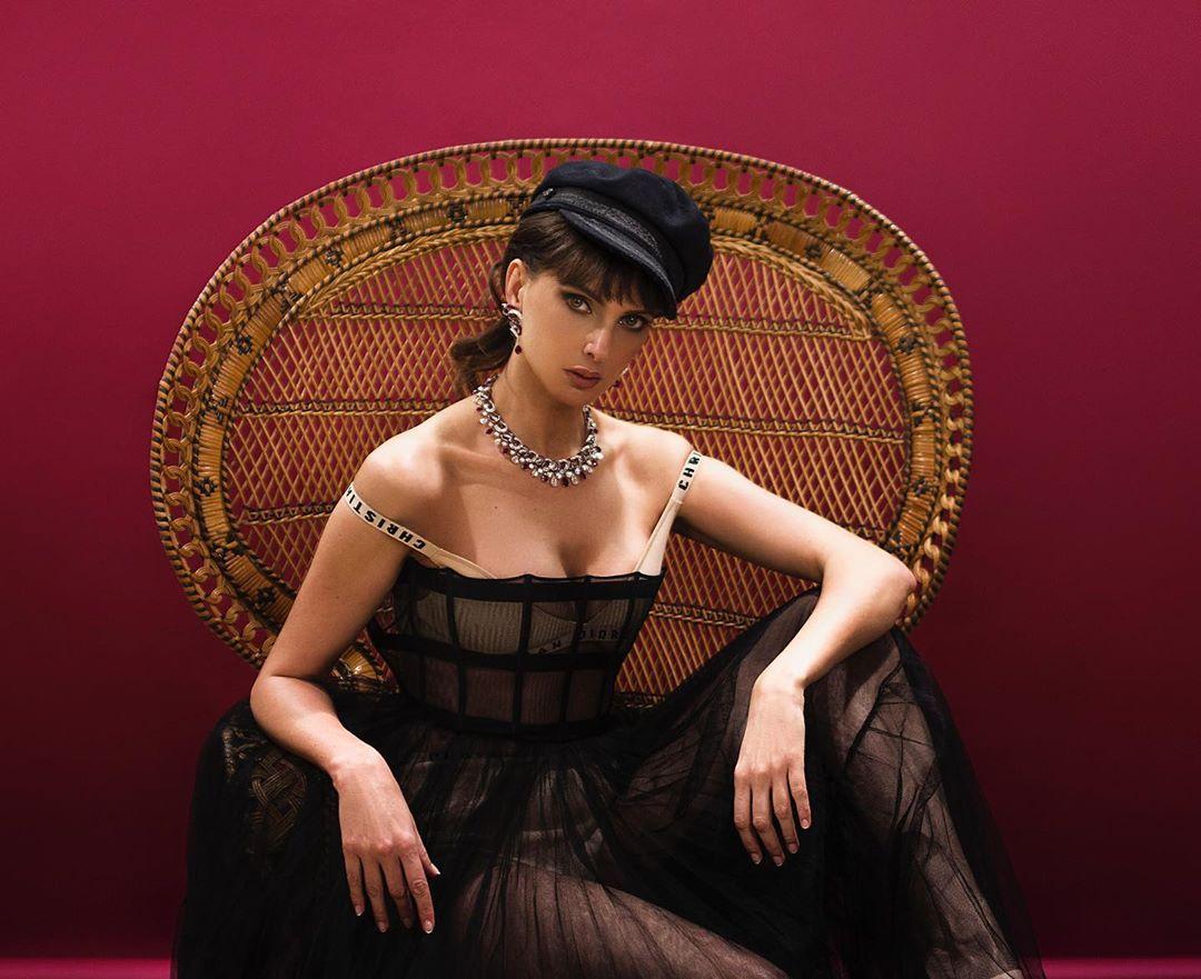 Frédérique Bel French Actress