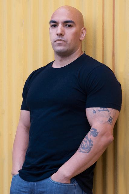 Gerard Cordero American Actor