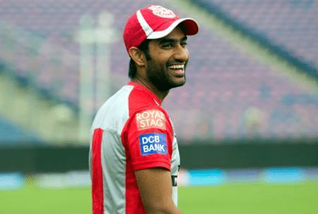 Gurkeerat Singh Indian Cricketer