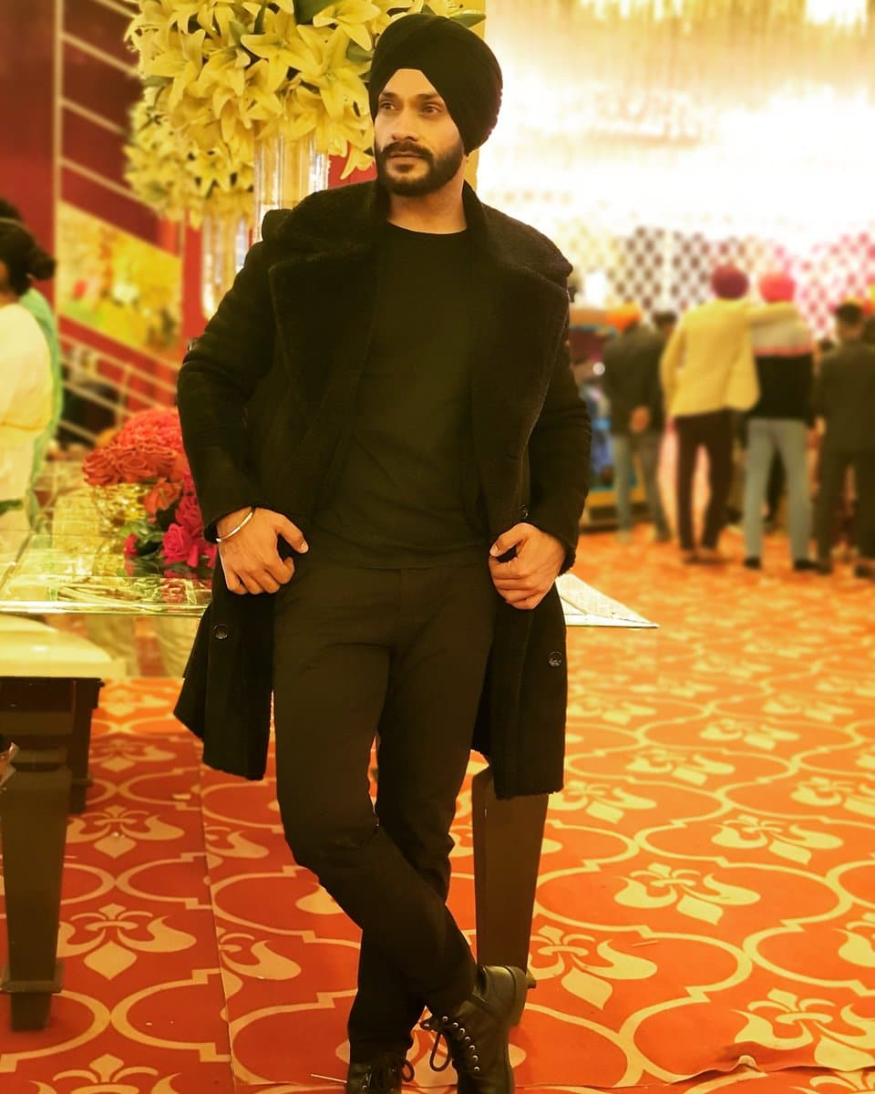 Guru Bhullar Indian Actor, Artist