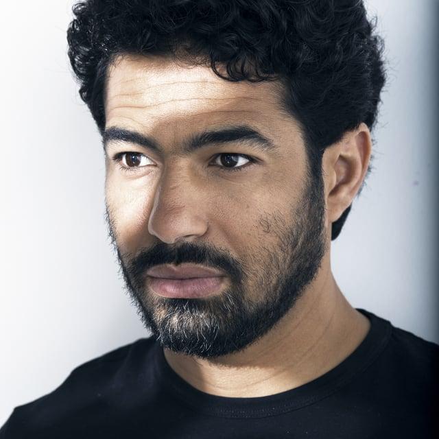Helmi Dridi Tunisian Actor