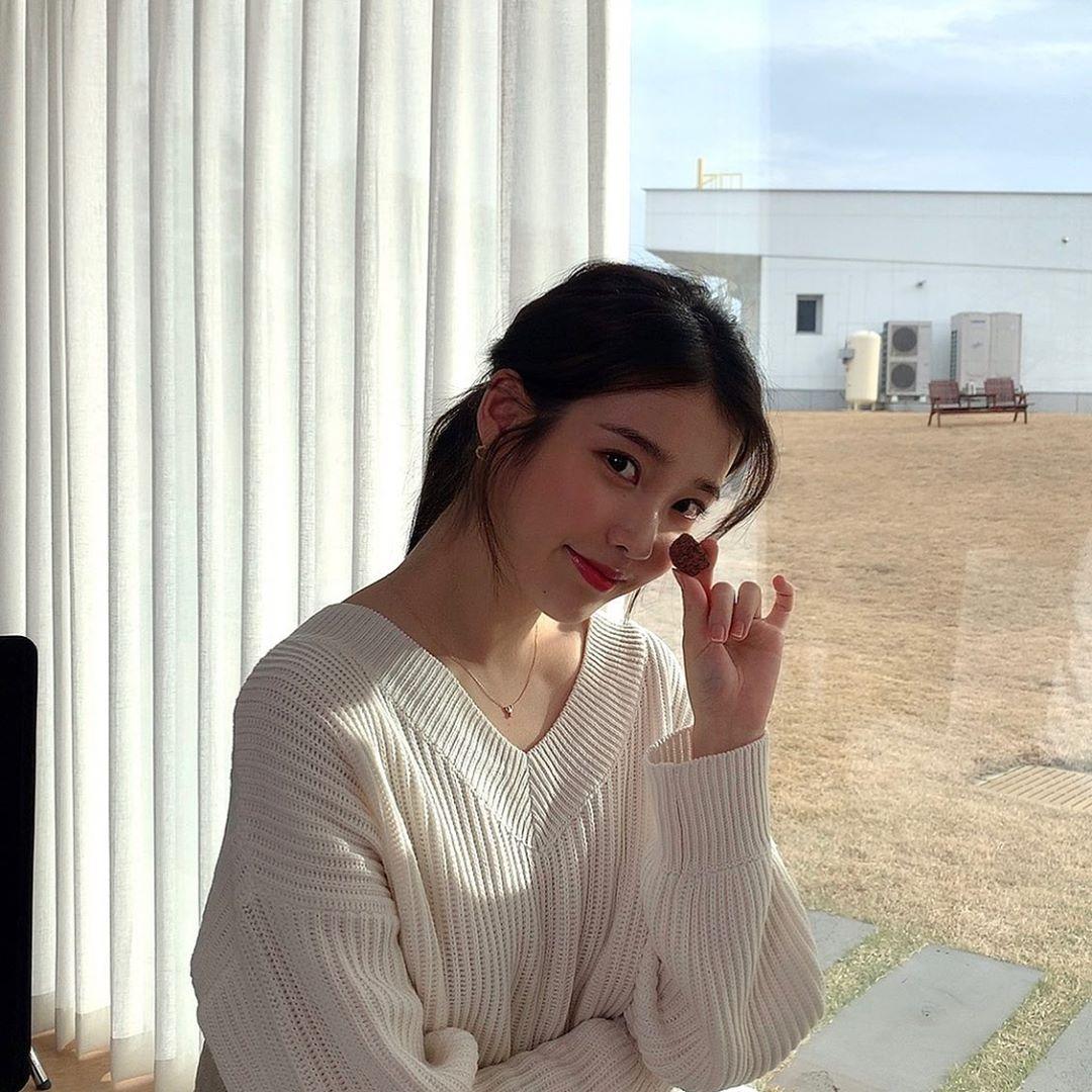 IU South Korean Actress, Singer, Song Writer