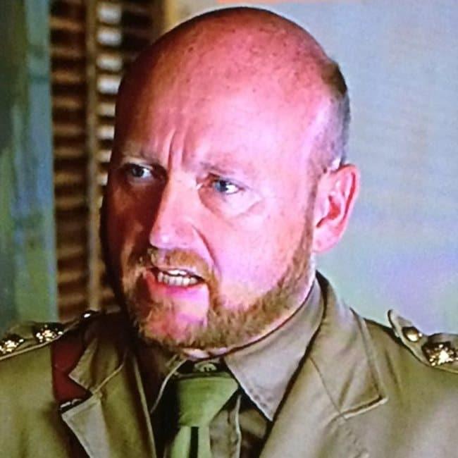 Jan Bostock British Actor