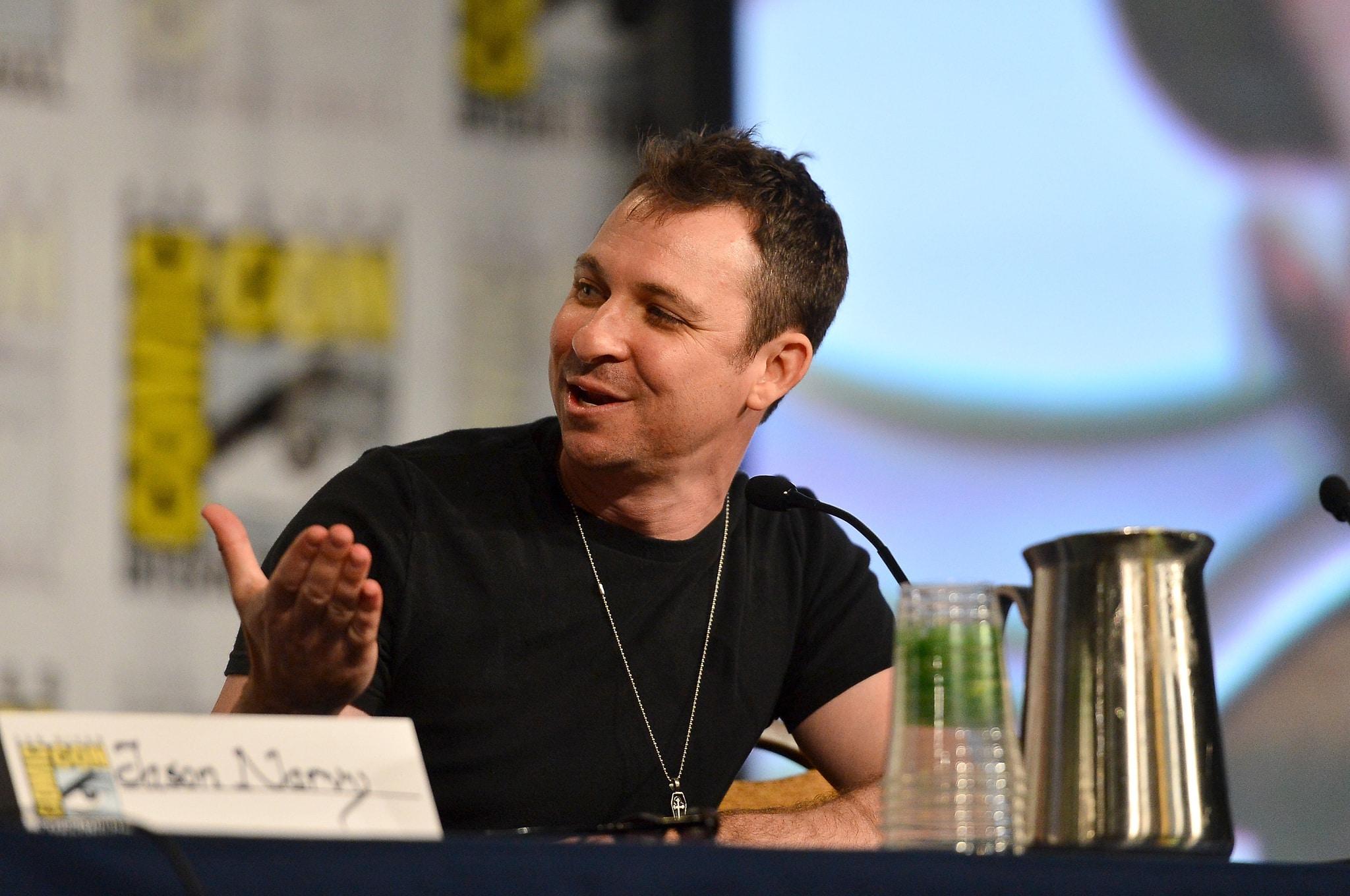 Jason Narvy American Actor
