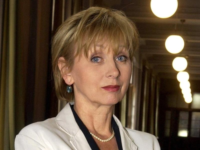 Jenny Gröllmann German Actress